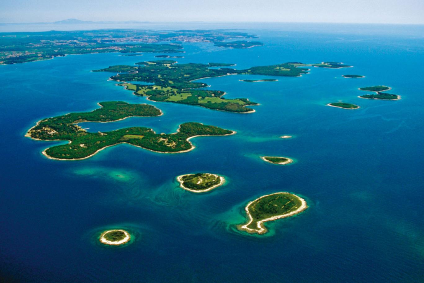 Risultati immagini per Le isole Brioni