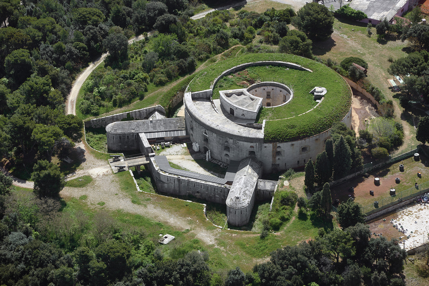 The punta christo fortress istria culture for Fortress house