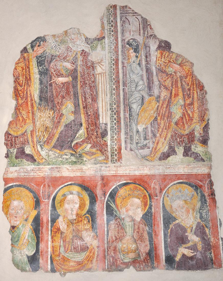 Kirche der hl. Helene, Podpeč - Istria Culture