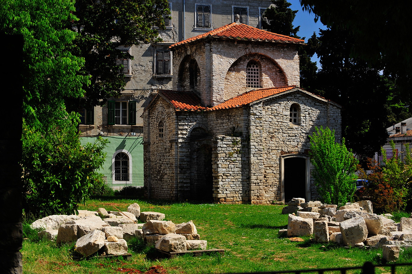 St  Mary Formosa - Istria Culture